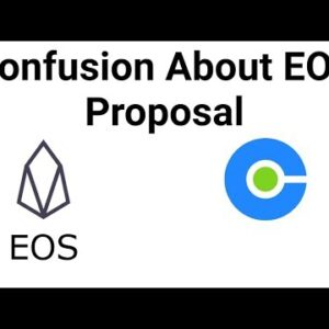 Confusion About EOS Proposal
