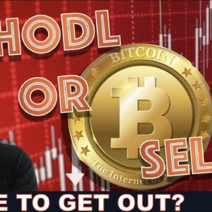 CRYPTO CRASH: SHOULD YOU HODL OR SELL?