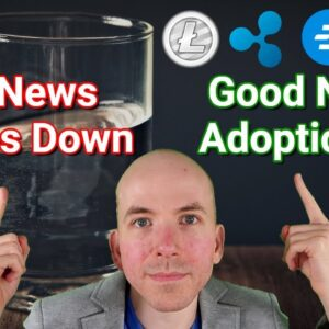 Crypto Falls Further / ETP Launches / Adoption Grows