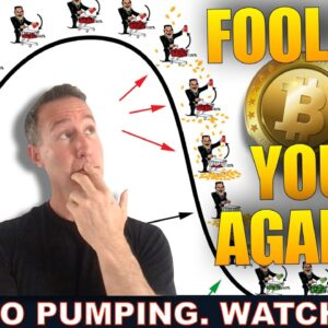 CRYPTO MARKET PUMPING - BIG INSTITUTIONS LYING! DON'T BE FOOLED!