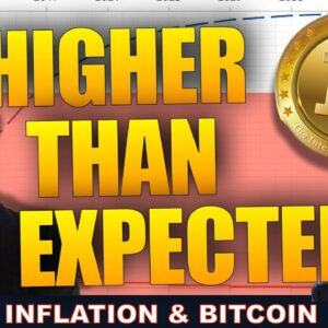 CRYPTO TO BENEFIT FROM THE FED & INFLATION IF WE DO THIS…