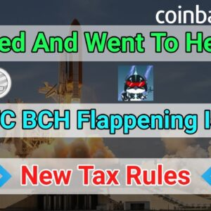 DAI On Coinbase! / New UK Tax Info / Crypto Market Analysis + Much More