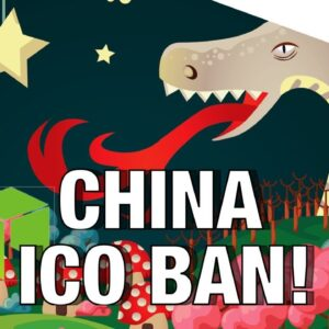 China BANS 🚫 all ICOs?? / EOS Dapps To Provide Free Cloud ☁ Hosting via IPFS (The Cryptoverse)