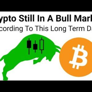 Data Shows Crypto Is Still In A Bull Market