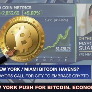 LOCAL GOVERNMENTS EMBRACE BITCOIN;  BILLION-DOLLAR COMPANIES RELOCATING. WHY BTC IS GOOD FOR DEBT.
