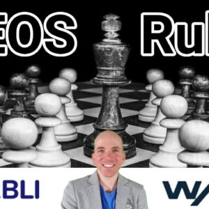 EOS Rules: Worbli Launches TODAY and WAX Dominates Skin Trading