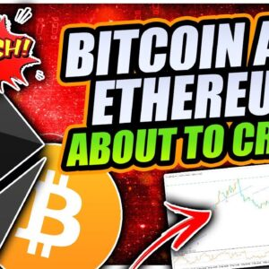 ETHEREUM AND CRYTPO BLOODBATH!! NEXT TARGET $700 OR $8,000!!!???