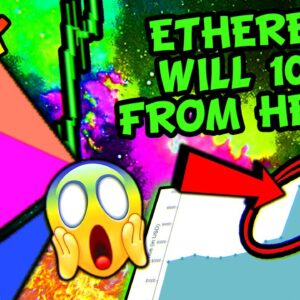 ETHEREUM DROP TO $1,000 OR PUMP TO $100,000!!?? BITCOIN BOUNCE TO $55,000 SOON!!!?