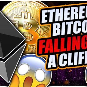 ETHEREUM FAKE DUMP!!!! BITCOIN BULLISH INDICATOR SIGNALING UP ONLY!!