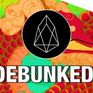 EOS Myth 👻 Debunked Why Did EOS Use Ethereum For ICO Token 🌎 Distribution? - Entrepreneur Explains