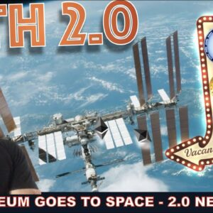 ETHEREUM INSTALLED ON ISS. ETH 2.0 DELAY?