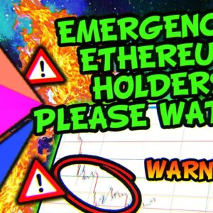 ETHEREUM IS DUMPING TO THIS LEVEL!!!!!!!!!!! (not good)