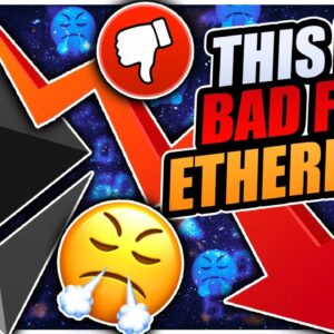 ETHEREUM IS NOT LOOKING GOOD!! (warning)