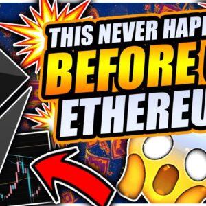 ETHEREUM MASSIVE OPPORTUNITY!!! (100x altseason)