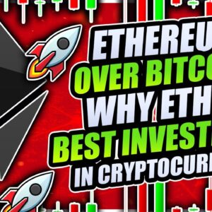 ETHEREUM TO 10X AND SMASH BITCOIN!!!? PROOF ETHEREUM WILL GO TO $80,000!!!