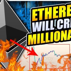 ETHEREUM WHALE PUMP TO $10,000!!!?? BITCOIN READY FOR TAKEOFF!!