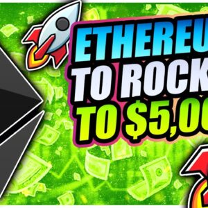 ETHEREUM WHALES PUSHING FOR $10,000 NOW!!!! BITCOIN TO REACH $50,000 SOON!!
