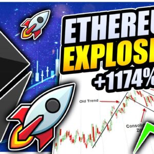 ETHEREUM WILL EXPLODE!!! Price Prediction 2021, Technical Analysis, News
