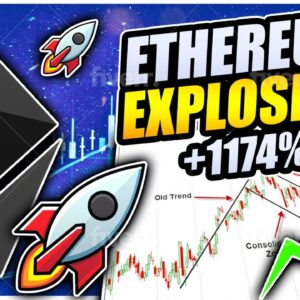 ETHEREUM WILL EXPLODE!!! Price Prediction, Technical Analysis, News
