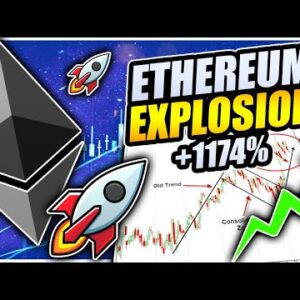 ETHEREUM WILL EXPLODE TO $8,000!!! Price Prediction 2021, Technical Analysis, News