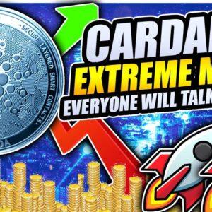 EXTREMELY BULLISH FRACTAL FOR CARDANO !!! FOMO time