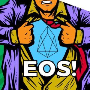 EOS Spikes 🔼19% / Veritaseum Hacked 🔽-4% / IOTA 🔼+14% / Dash Price Chart Reading (Cryptoverse)
