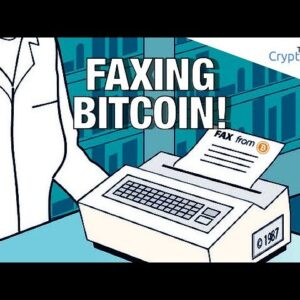 Send Bitcoin By Fax 📠 / Bitcoin Cash Hard Fork 13th Nov? 🤔 / DuckDuckGo  Partners 👫 With Brave