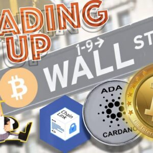 WALL STREET is CREEPING IN on BITCOIN & CryptoCurrency. D.A.N. is now a TOP TRADER on eToro? What?!?