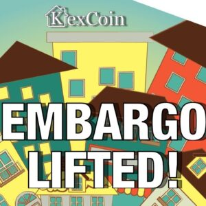Embargo 😶 Lifted! Introducing Kexcoin: A Simple Profit Opportunity Using Blockchain And Real Estate