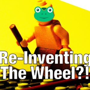 FFS! 😡 Why Does Gab (And Other Projects) Insist On Re-Inventing The Cryptocurrency Wheel???