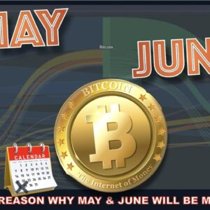GET READY: WHY END OF MAY WILL BE HUGE FOR BITCOIN AND CRYPTO.