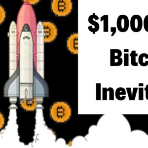 Here's Why Bitcoin Will Reach $1,000,000 & Ethereum Will Reach $20,000