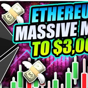 ETHEREUM FOMO TO $3,000 THIS WEEK!!!!! BITCOIN TO $100,000 WITH ELON MUSK HODLING!!!!!