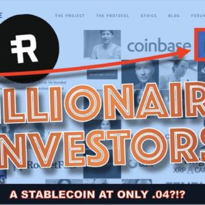 PAYPAL BILLIONAIRE PETER THIEL Invests into RSR Cryptocurrency Token. Our Evaluation via TA FA & SA.