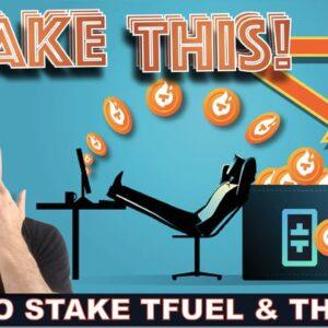 HOW TO STAKE THETA & TFUEL ON EDGE GUARDIAN NODES MAINNET 3.0