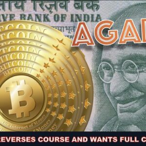 INDIA RESERVE BANK MOVES TO BAN BITCOIN & CRYPTO AGAIN. WHY IT DOESN'T MATTER.
