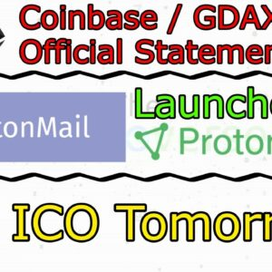 Ether Flash Crash Official Statement / ProtonVPN Launch / TenX ICO Tomorrow! (The Cryptoverse #289)