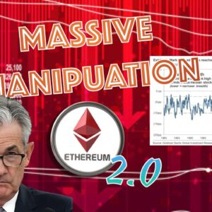 5 Companies DOMINATE the S&P 500. Will Manipulation Lead to Bitcoin Halving ⬇? ETHEREUM 2.0 Launch.