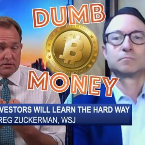ALL Markets Exploding With GREED & DUMB MONEY. Goldman Sachs + GOLD Helps BITCOIN. Ledger Hack
