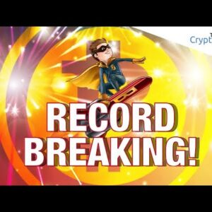 Bitcoin Breaks Records / IOTA's 500% Gain On News / How CryptoKitties Takeover Could've Been Avoided