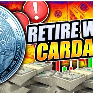 RETIRE WITH CARDANO IN 2021!!! Technical Analysis, Price Prediction 2021, News