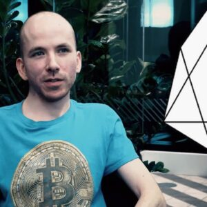 """Chris Coney Explains EOS In The Upcoming Movie """"New Kids On The Blockchain"""""""
