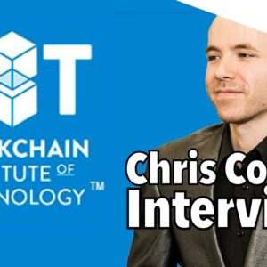 Chris Coney Interviewed By George Levy Blockchain Institute Of Technology