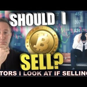 IS IT TIME TO SELL YOUR CRYPTO? WILL THINGS GET WORSE?