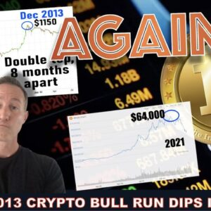 IS THIS CRYPTO MARKET REPEATING 2013 (BULL OR BEAR INCOMING)?