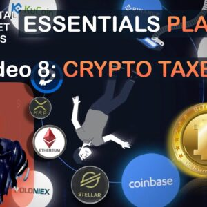 DON'T GET AUDITED BY THE IRS! Do Your CRYPTO TAXES the RIGHT WAY! (Super Simple Method)