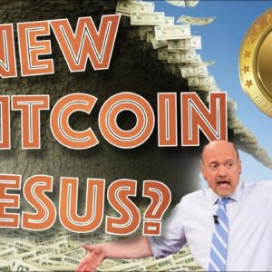 Jim Cramer from MAD MONEY will be the Next Bitcoin Jesus. Here's WHY...