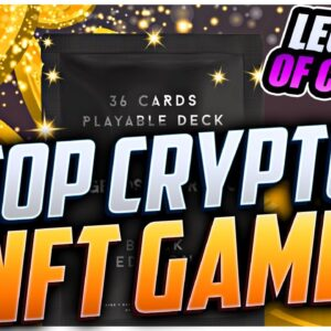 Legends Of Crypto Review - TOP NFT GAME FOR THE CRYPTO INDUSTRY!!!!?