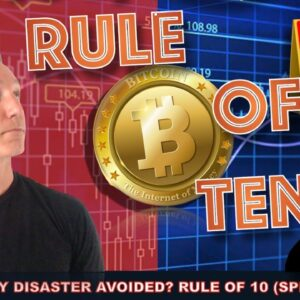 LIVE: SUNDAY DISASTER OR FUD? RULE OF 1O WITH SPECIAL GUEST