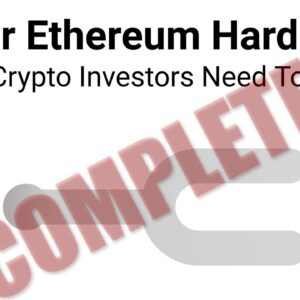 Major Ethereum Hard Fork (What Crypto Investors Need To Know)